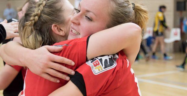 Swantje Heimburg verlängert den Vertrag um 2 Jahre bei den Wildcats