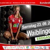 Vorwort zum Bundesligaspiel am 23.09.2017