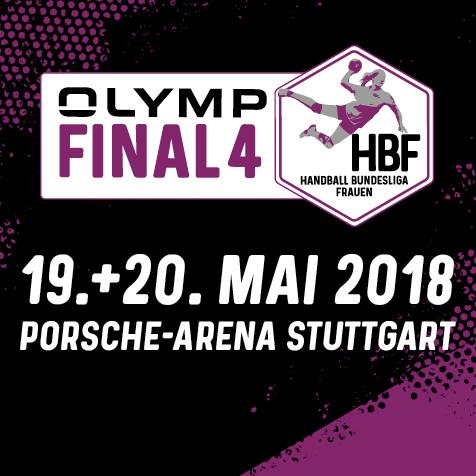 Presse: OLYMP Final4 2018: Anwurfzeiten stehen fest