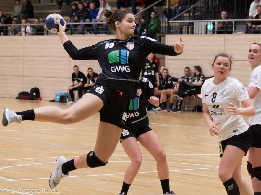 Presse: Formsuche für die Junioren-WM – Warum sich Nina Reißberg bei Union gut aufgehoben fühlt