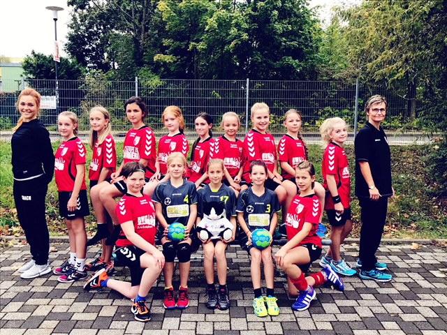 E-Jugend: Starker Auswärtssieg beim HC Burgenland