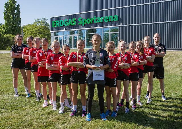 D-Jugend 1: SV UNION Halle-Neustadt stellt die beste D-Jugend in Sachsen-Anhalt