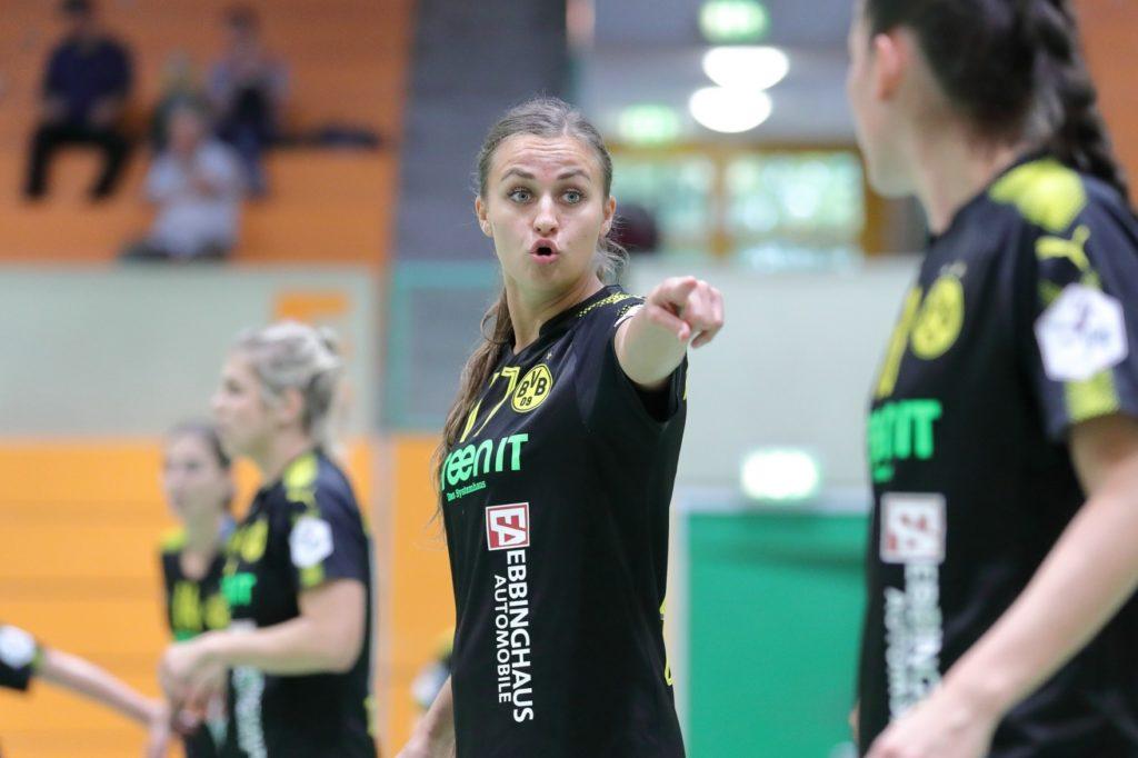 Vom BVB Dortmund an die Saale – Wildcats verpflichten Emilia Galinska