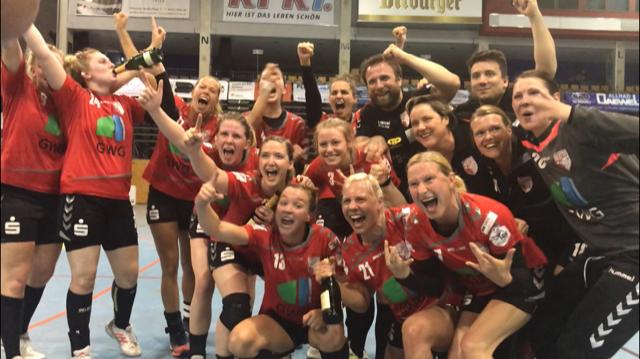 Wildcats steigen in die 1. Bundesliga auf