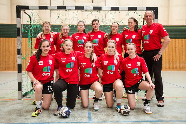 Qualifikation für die Jugendbundesliga weiblich beginnt für uns !