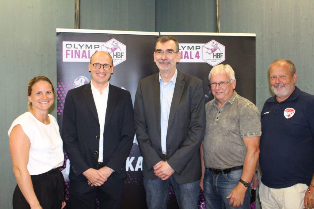 Neuer HBF-Vorstand gewählt – Andreas Thiel löst Berndt Dugall nach 16 Jahren als Vorsitzenden ab
