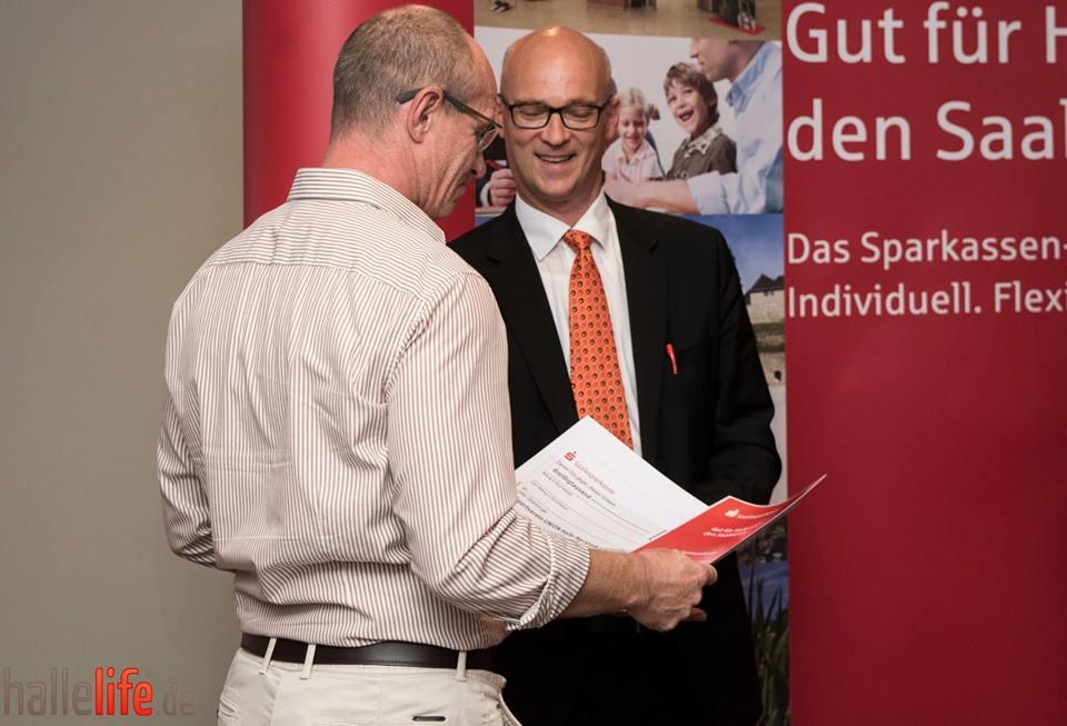 Presse: Gut für die Stadt Halle (Saale): Saalesparkasse übergibt 412.000 Euro Fördergelder