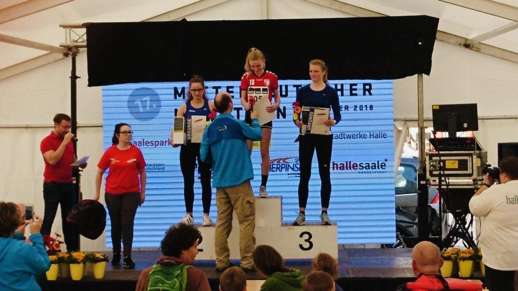 Verein nimmt am Mitteldeutschen Marathon teil