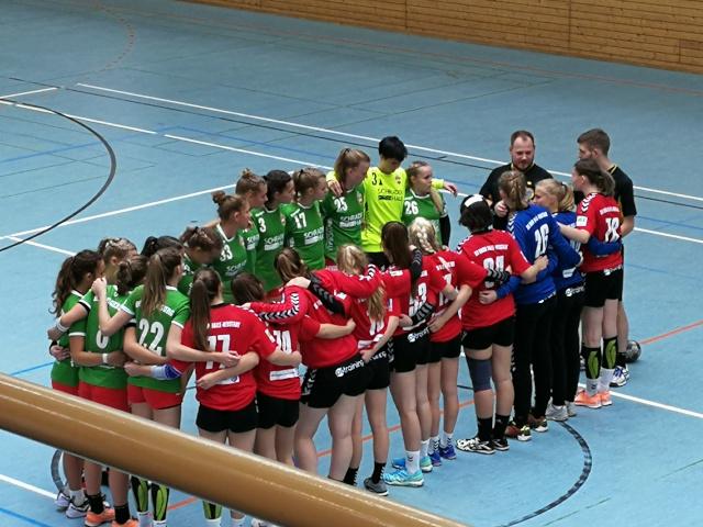 B-Jugend: Niederlage gegen den HC Leipzig