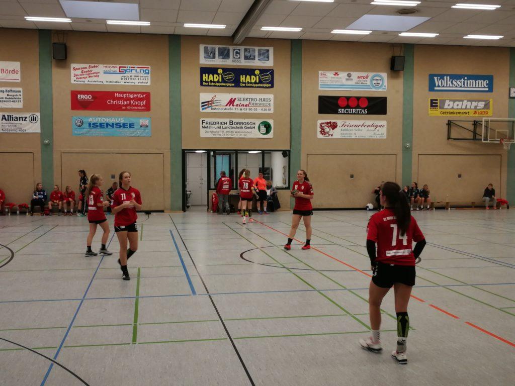 A-Jugend: Auswärtssieg in Oebisfelde