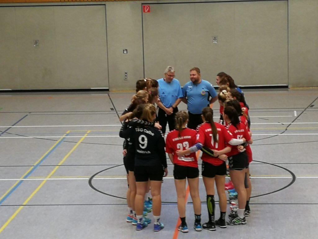 B-Jugend: Zwei Spiele und zwei deutliche Siege