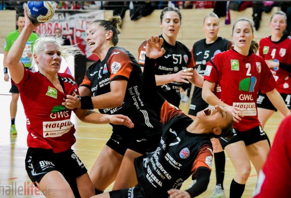 Presse: THC bleibt ungeschlagen Thüringer HC gewinnt bei SV Union Halle-Neustadt