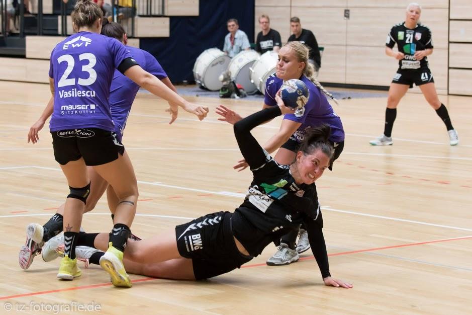 Pia Dietz kehrt gegen den BVB zurück ins Team