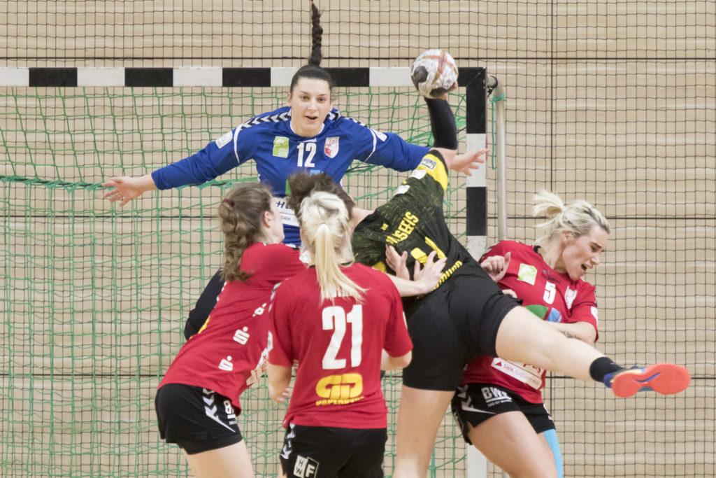 Union Halle-Neustadt holt ersten Bundesliga-Sieg seit 20 Jahren