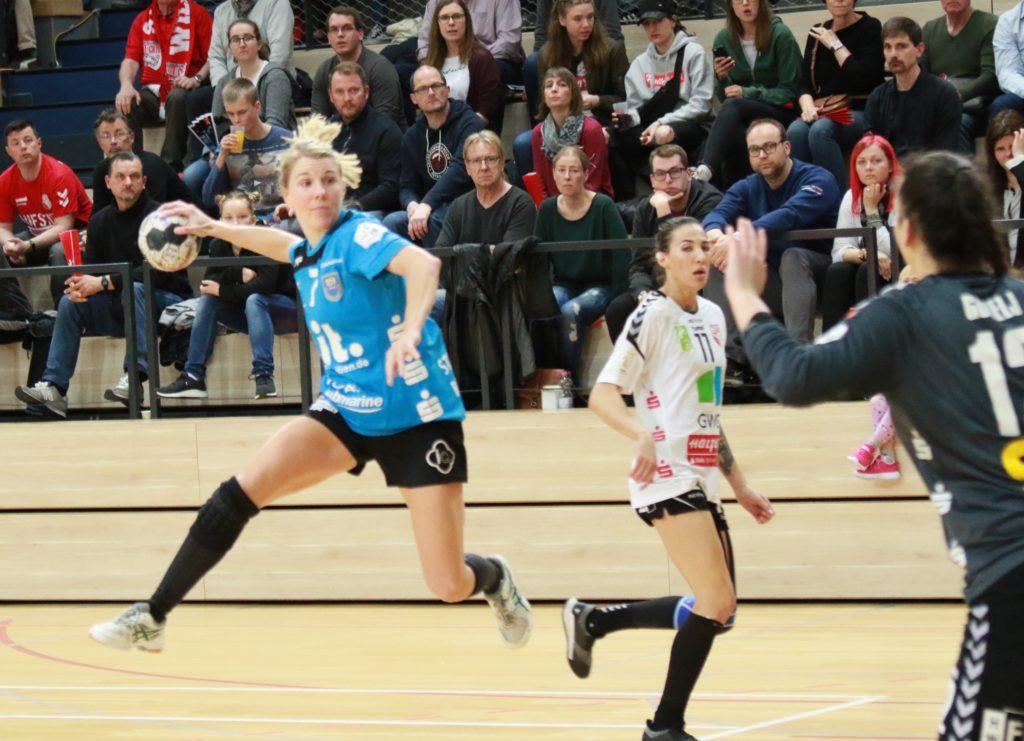 TV-Beitrag: Wildcats vs. Buxtehude