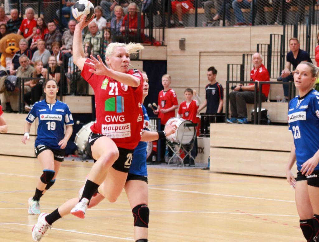 """""""Im Pokal ist alles möglich"""": Drei Fragen zum OLYMP Final4 an … Sophie Lütke"""