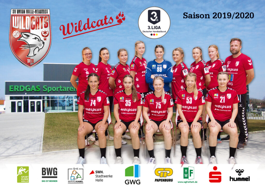 Juniorteam: Start in die Drittliga-Saison mit mitteldeutschem Derby