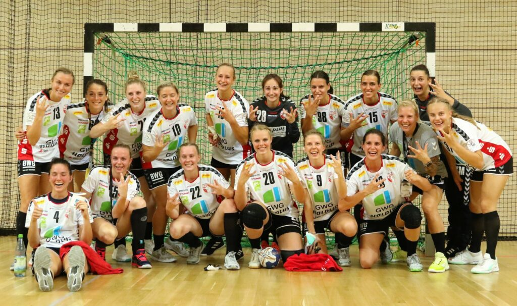 HSG Blomberg/Lippe gewinnt 6. SWH Saale Cup