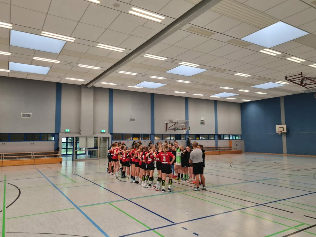 D2/C2 mit Trainingslager in Dessau