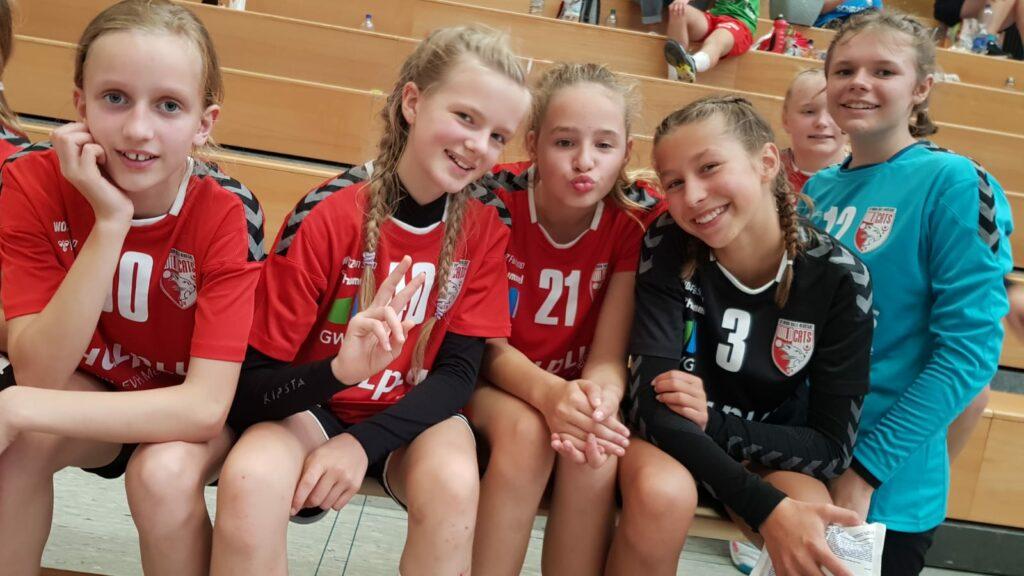 weibliche Jugend D2 – 4. Platz beim Eulencup 2021